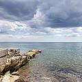 Lyme Bay by Gillian Dernie