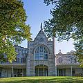 Lyndhurst Mansion by Joan Carroll