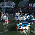 Lynmouth Harbour Devon by Louise Heusinkveld
