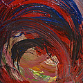 Intuitive Painting  516 by Joan Reese