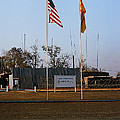 Lz Oasis 3d Brigade None Better Headquarters 4th Infantry Division Vietnam  1969 by California Views Mr Pat Hathaway Archives