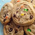 M And M - Chocolate Chip - Cookies - Bakery Shop by Andee Design