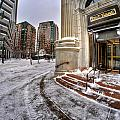 M And T Bank Downtown Buffalo Ny 2014 by Michael Frank Jr