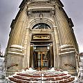 M And T Bank Downtown Buffalo Ny 2014 V2 by Michael Frank Jr