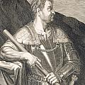 M Silvius Otho Emperor Of Rome by Titian