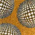 M U M 2 - Bulge Dots by Hailey E Herrera
