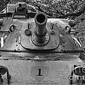 M60 Patton Tank Turret by Thomas Woolworth