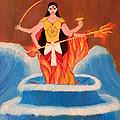 Ma Bharati by Pratyasha Nithin