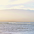 Maalaea Morning Surf by Paulette B Wright