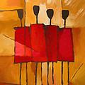 Maasai Group by Lutz Baar