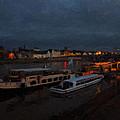 Maastricht Nine Days Before Christmas by Nop Briex