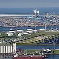 Maasvlakte, Europort, Rotterdam by Bram van de Biezen