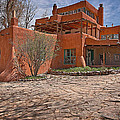 Mabel Dodge Luhan House  by Charles Muhle