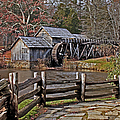 Mabry Mill 2 by Suzanne Stout