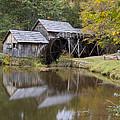 Mabry Mill  by Harold Rau