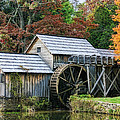 Mabry Mill II by Joan Bertucci