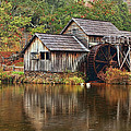 Mabry Mill by Marcia Colelli