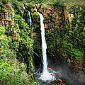 Mac Mac Waterfall In South Africa by Ronel Broderick