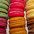 Macaroons by Michelle Orai