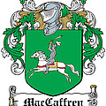 Maccaffery Coat Of Arms Irish by Heraldry