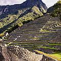 Macchu Picchu - Peru   by Jon Berghoff
