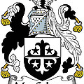 Maccolman Coat Of Arms Irish by Heraldry