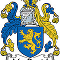 Macdaniel Coat Of Arms Irish by Heraldry