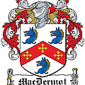 Macdermot Coat Of Arms Irish by Heraldry
