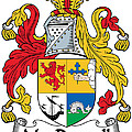 Macdonnell Coat Of Arms Of The Glens by Heraldry