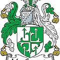 Macgogarty Coat Of Arms Irish by Heraldry