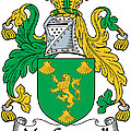 Macgrannell Coat Of Arms Irish by Heraldry