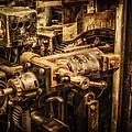 Machine Part by Dobromir Dobrinov