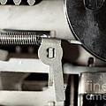Machine Parts by Jim Pruitt