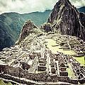 Machu Picchu by Mariusz Prusaczyk