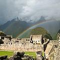 Machu Picchu by Emily Riddell