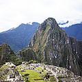 Machu Picchu by John  Nickerson
