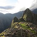Machu Picchu by Margaret Welsh Willowsilk