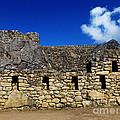 Machu Picchu Peru 13 by Xueling Zou