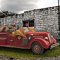 Mack Firetruck by Chris Babcock