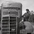 Mack Truck  1943 by Daniel Hagerman