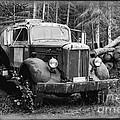 Mack Truck by David Arment