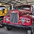 Mack Truck V2 by Douglas Barnard