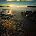 Mackenzie Point September Sunrize by Jakub Sisak