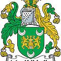 Mackillikelly Coat Of Arms Irish by Heraldry