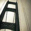 Mackinac Bridge 2.0 by Michelle Calkins