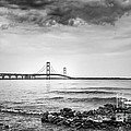 Mackinac Bridge by Jonathan Virgie