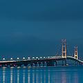 Mackinac Bridge by Sebastian Musial