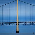 Mackinaw Bridge 3 by Scott Hovind