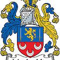 Maclochlin Coat Of Arms Irish by Heraldry