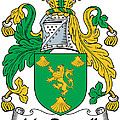 Macrannell Coat Of Arms by Heraldry